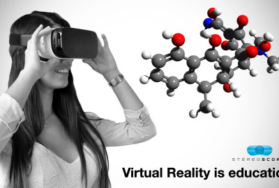 Virtual Reality is education - Stereoscopik.com